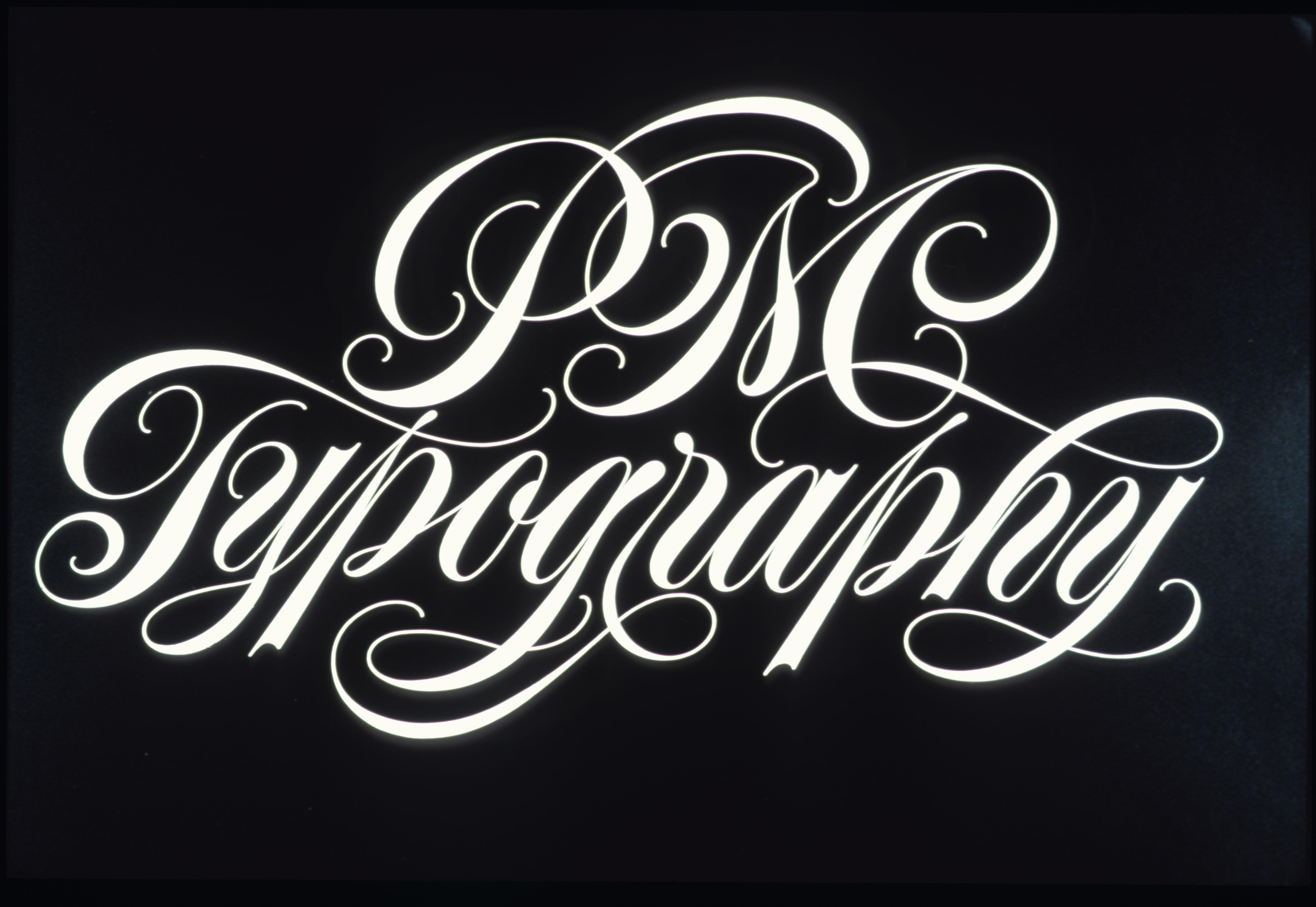 paul shaw letter design 187 gorey huerta and di spigna