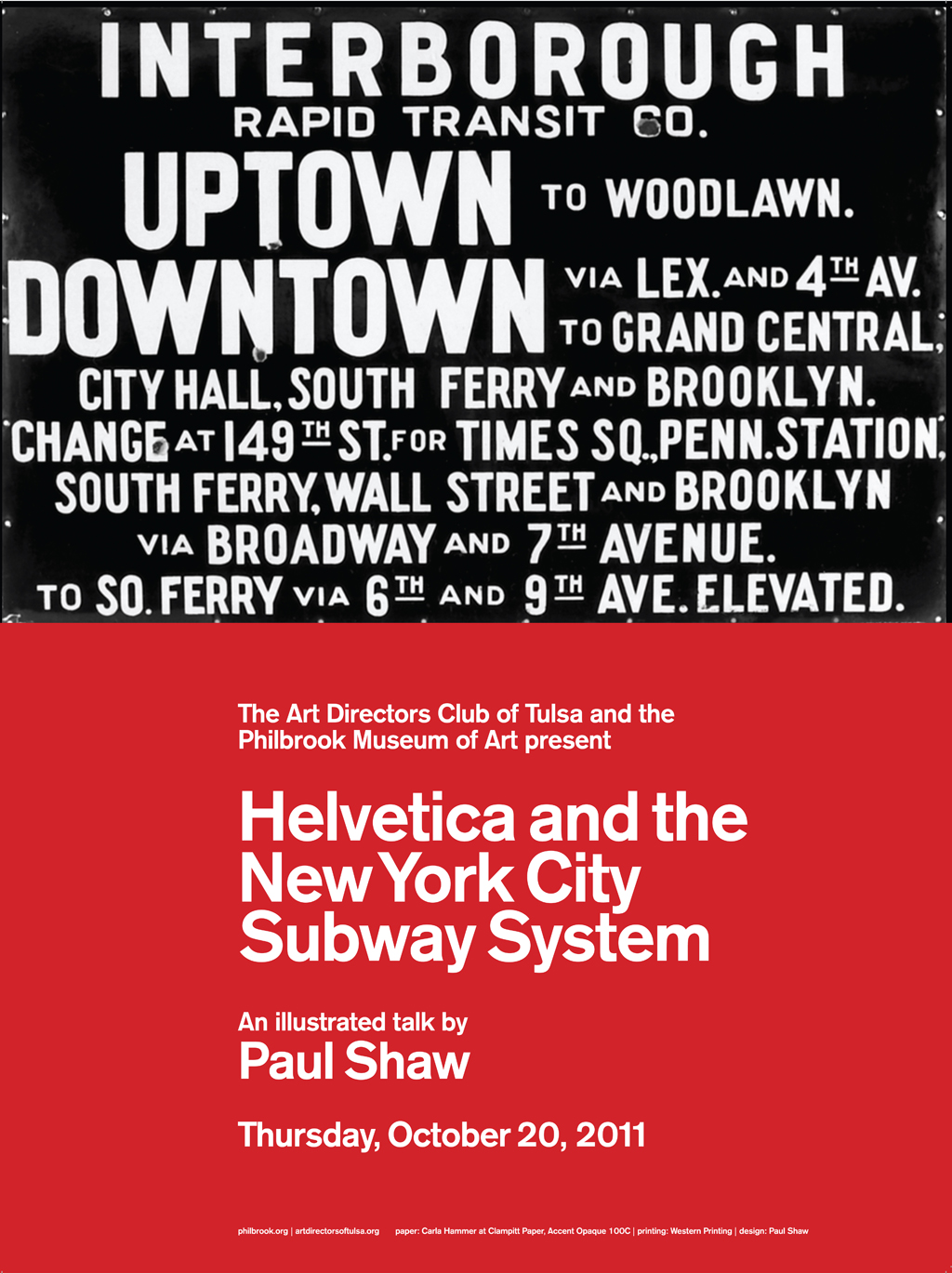Poster design new york - Paul Shaw Letter Design Helvetica And The New York City Subway System Poster