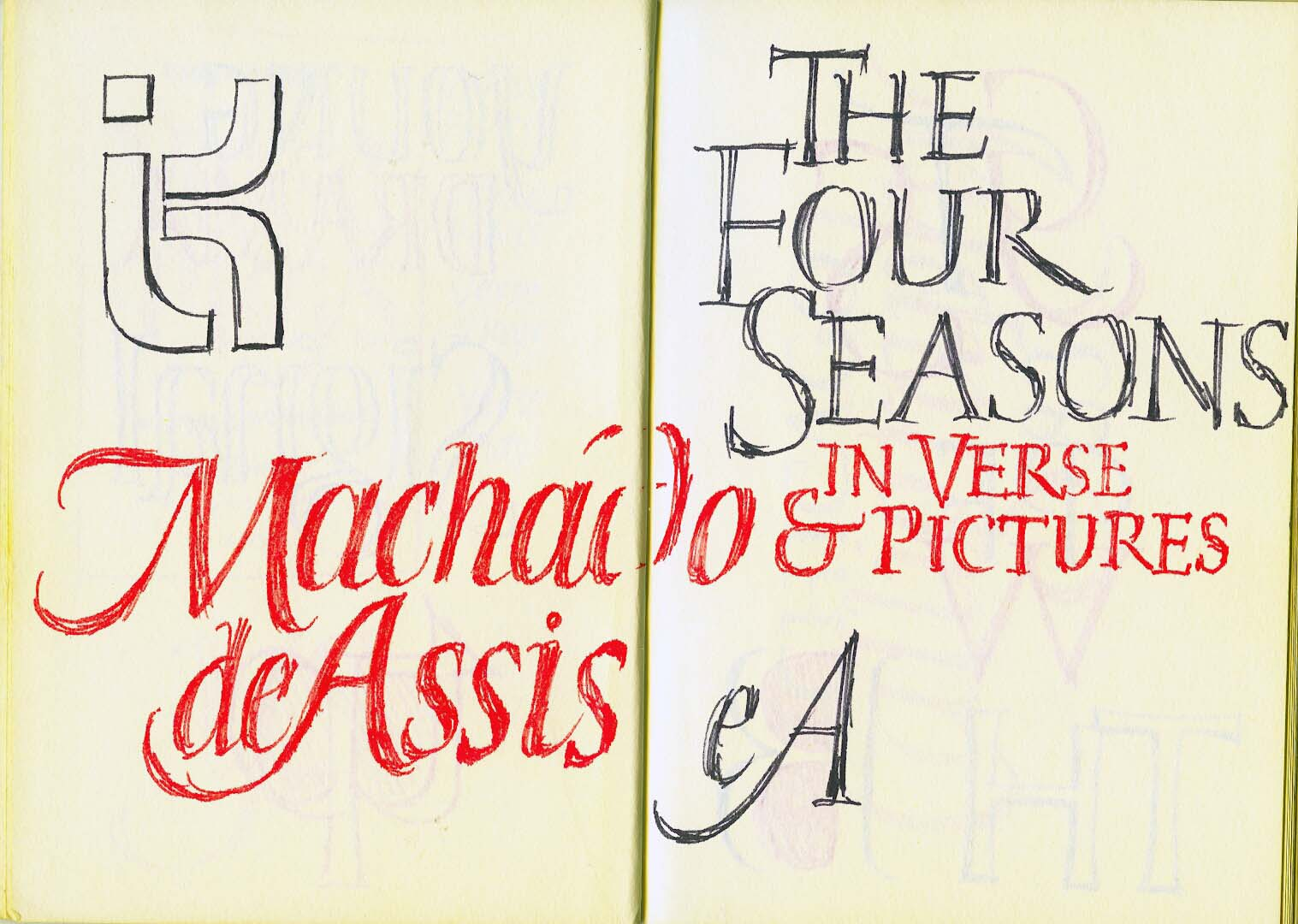 Chicago Calligraphy 1983#6