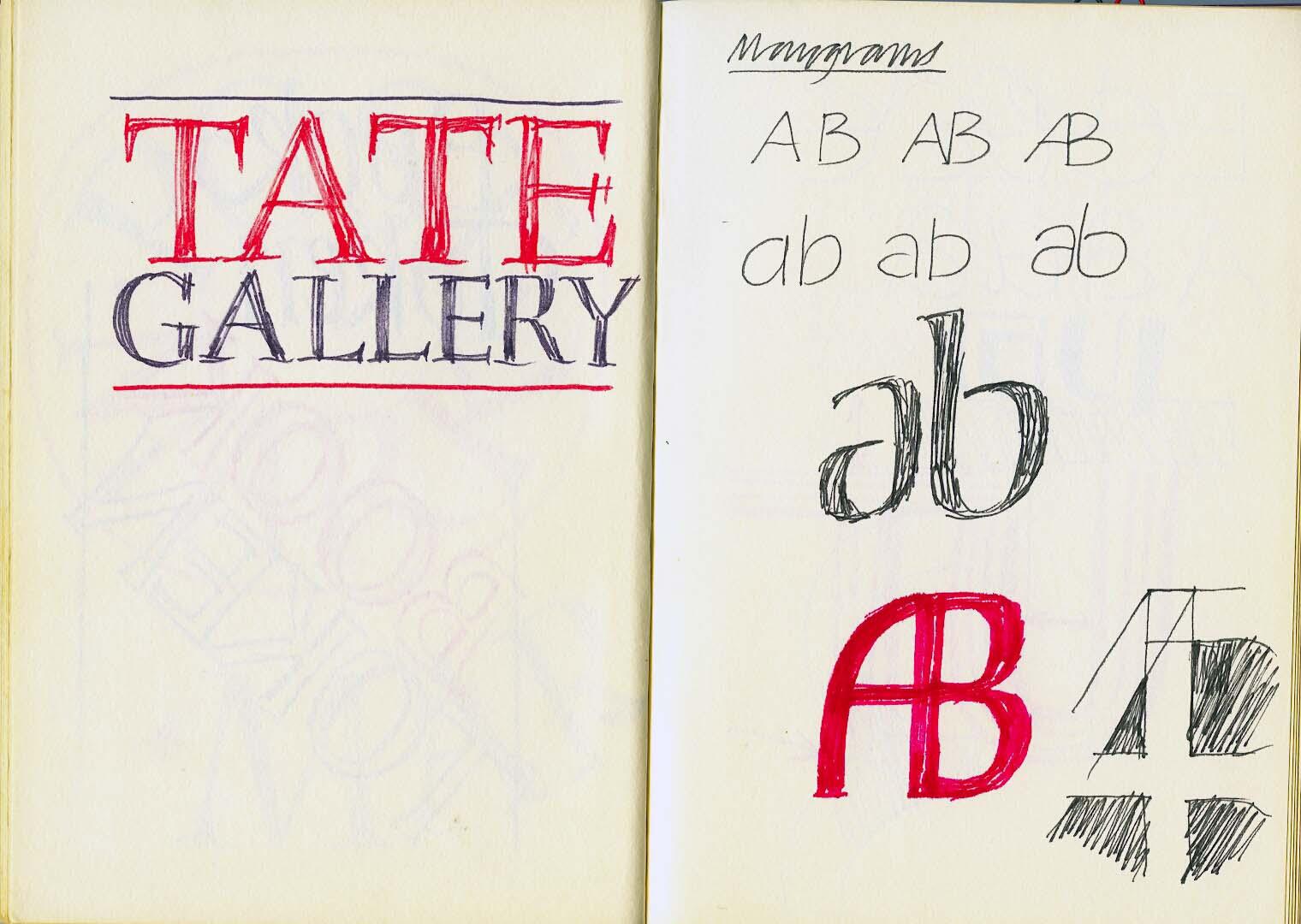 Chicago Calligraphy 1983#9
