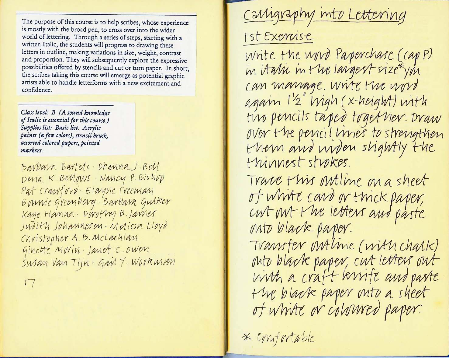 Letterforum Washington 1988#7