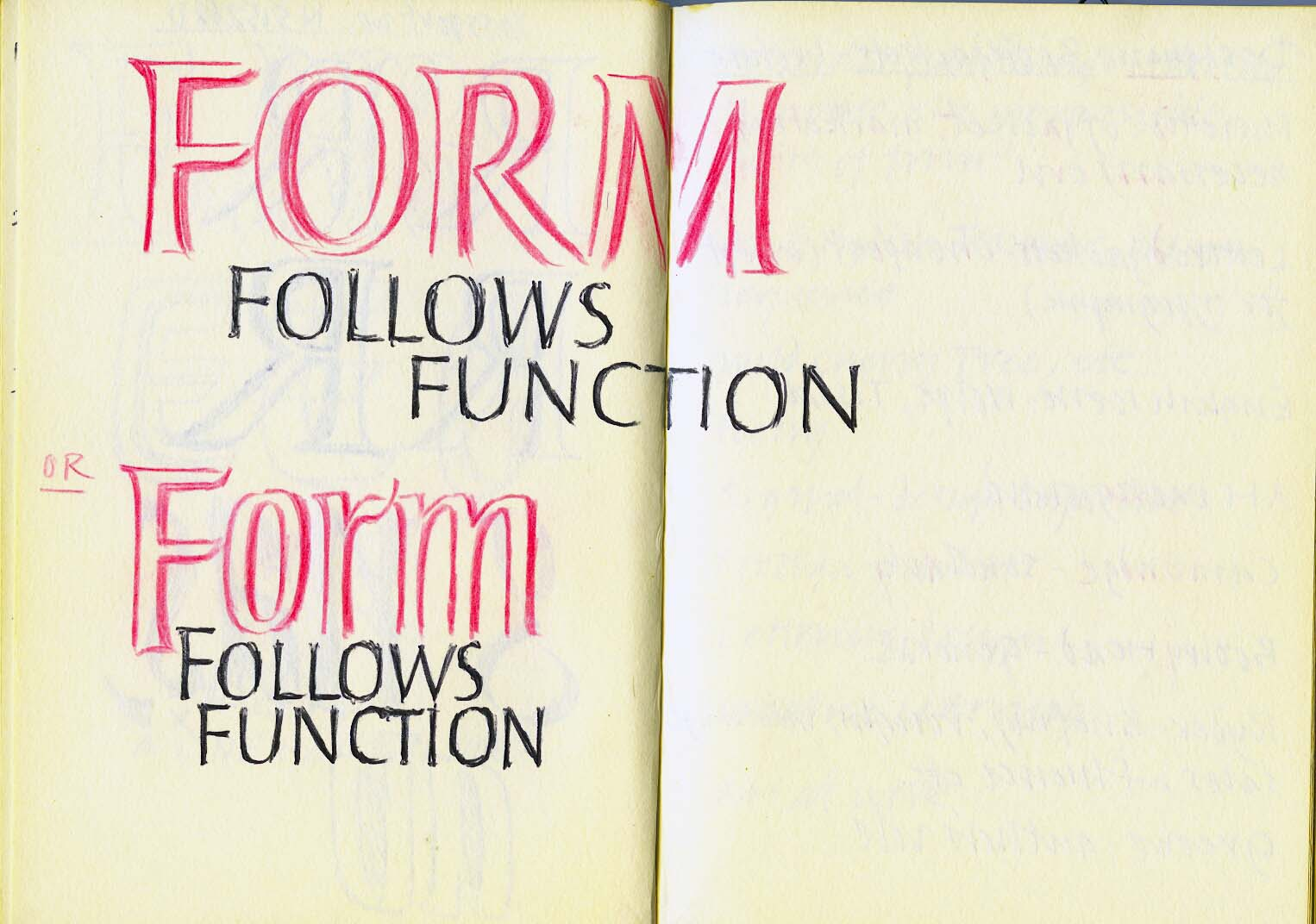 Olympia 1984 – Creative Lettering Workshop#4