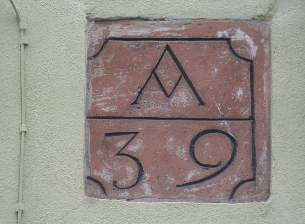 House number (Modena).