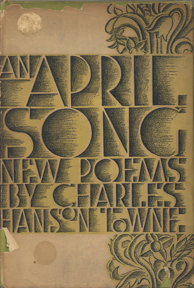 An April Song by Charles