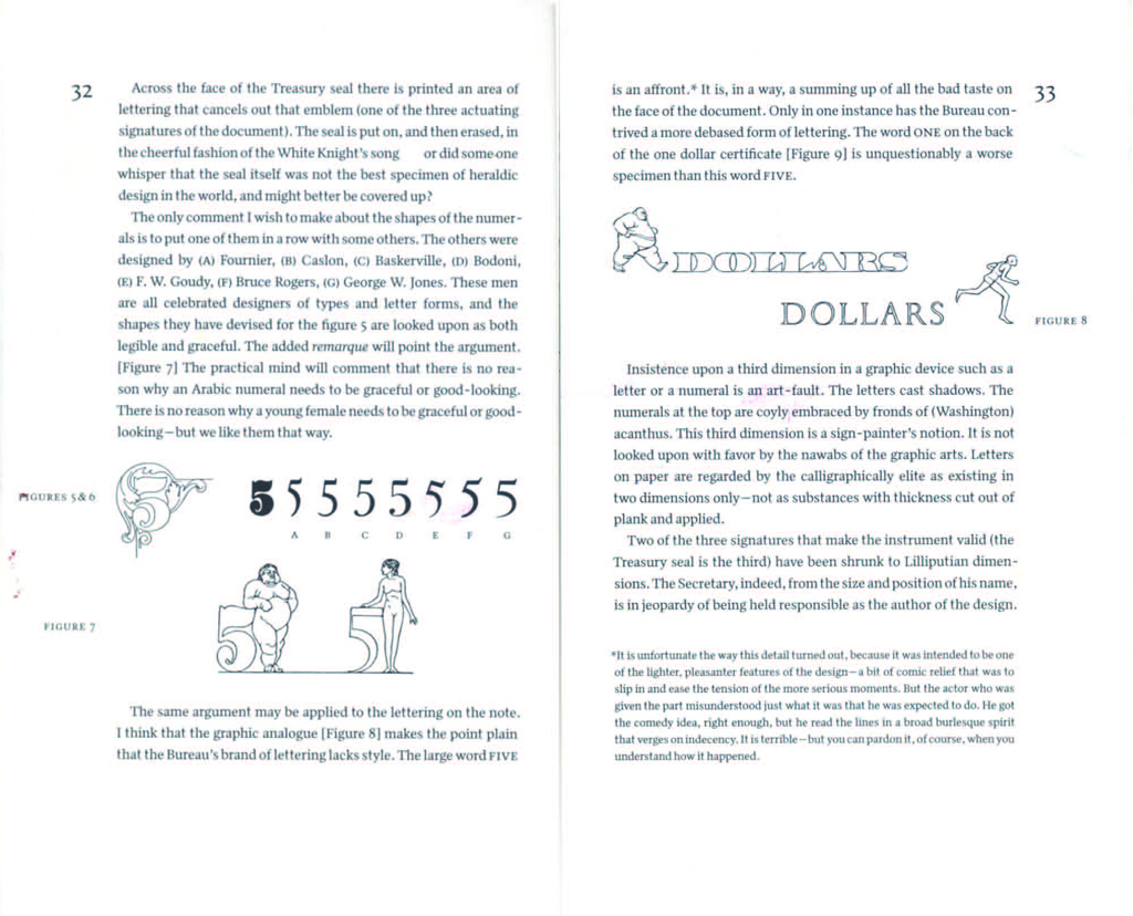 Towards a Reform of the Currency… by W.A. Dwiggins (Kat Ran Press, 2014), pp. 32–33.