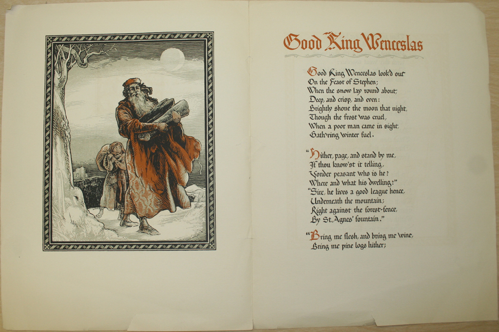 """Good King Wenceslas"""
