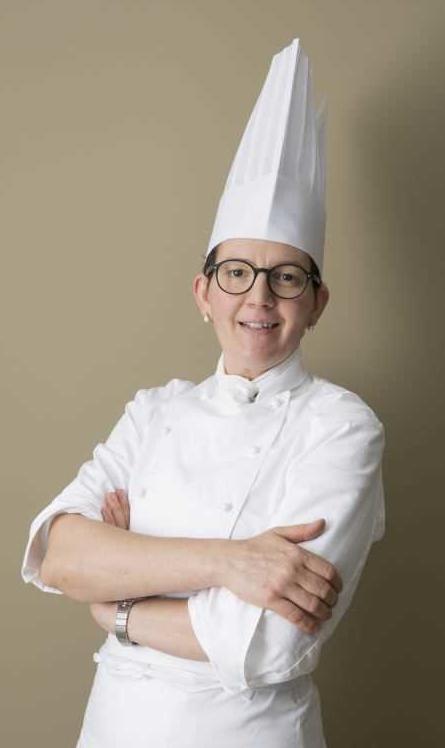 Cristina Colle, chef at Le Corderie.