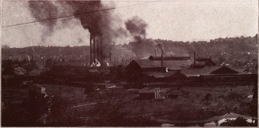 American Tin Plate Company (Guernsey Works) c.1910.