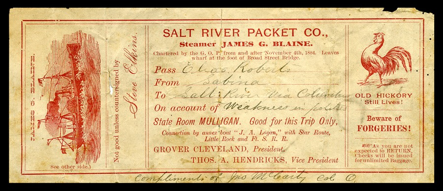 Salt River Packet Co.