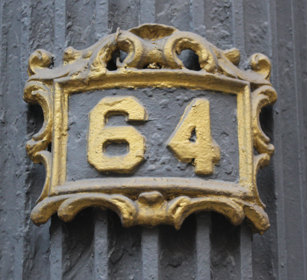 64 Reade Street in Tribeca (New York City).