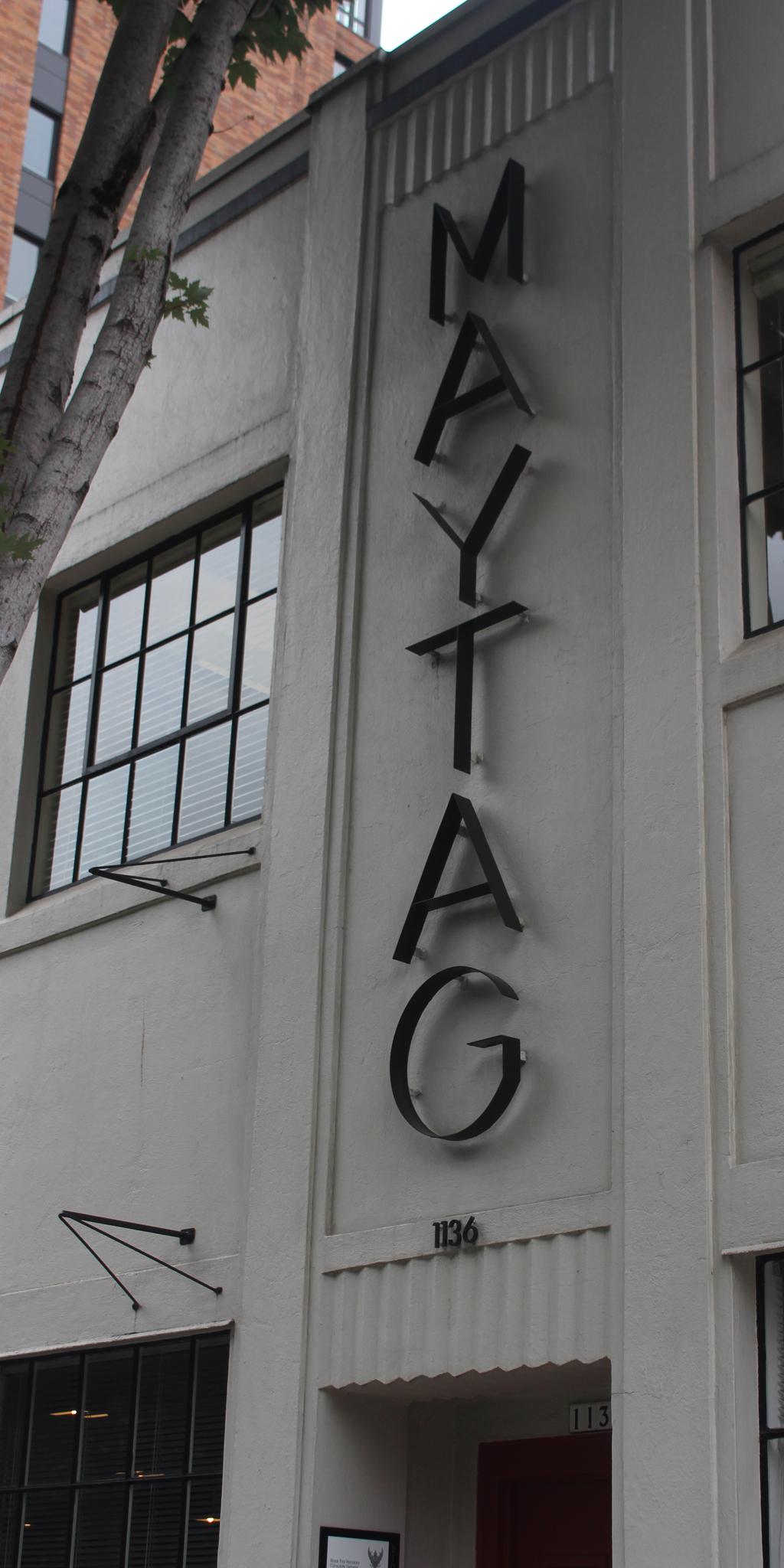 Maytag building (Portland).