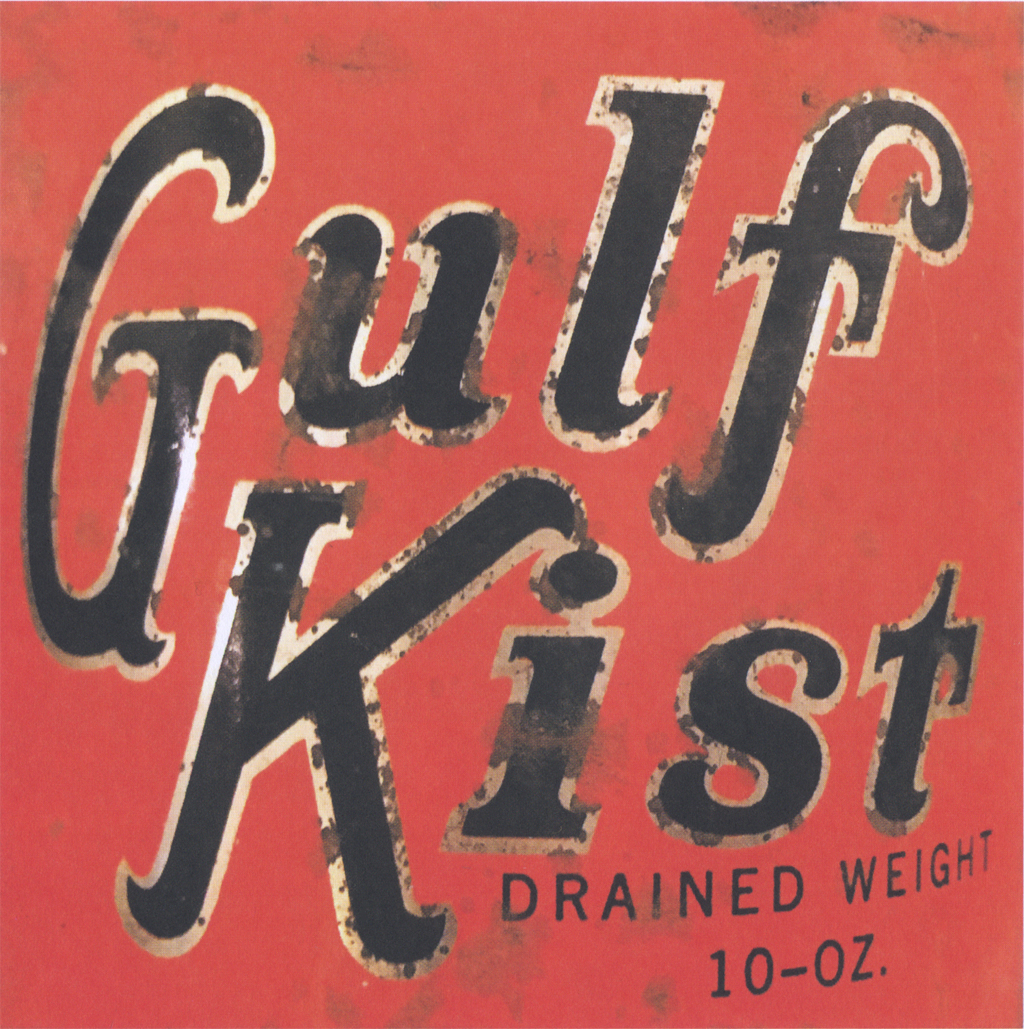 Gulf Kist from Junk Type, p. 73.