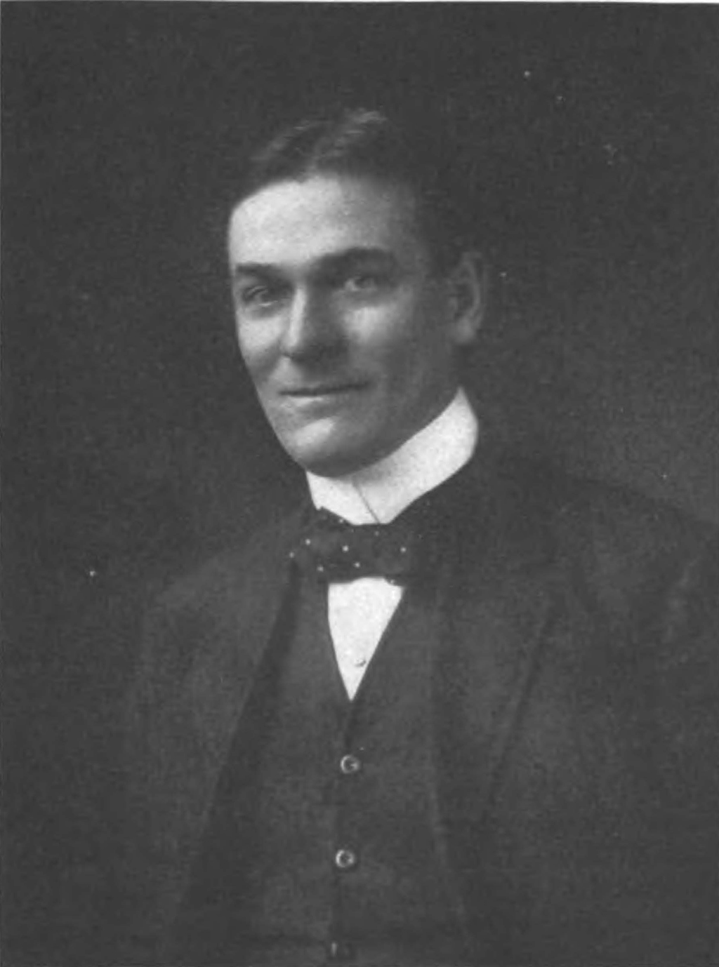 Arthur S. Allen, sales manager for Philip Ruxton, Inc. (1911).