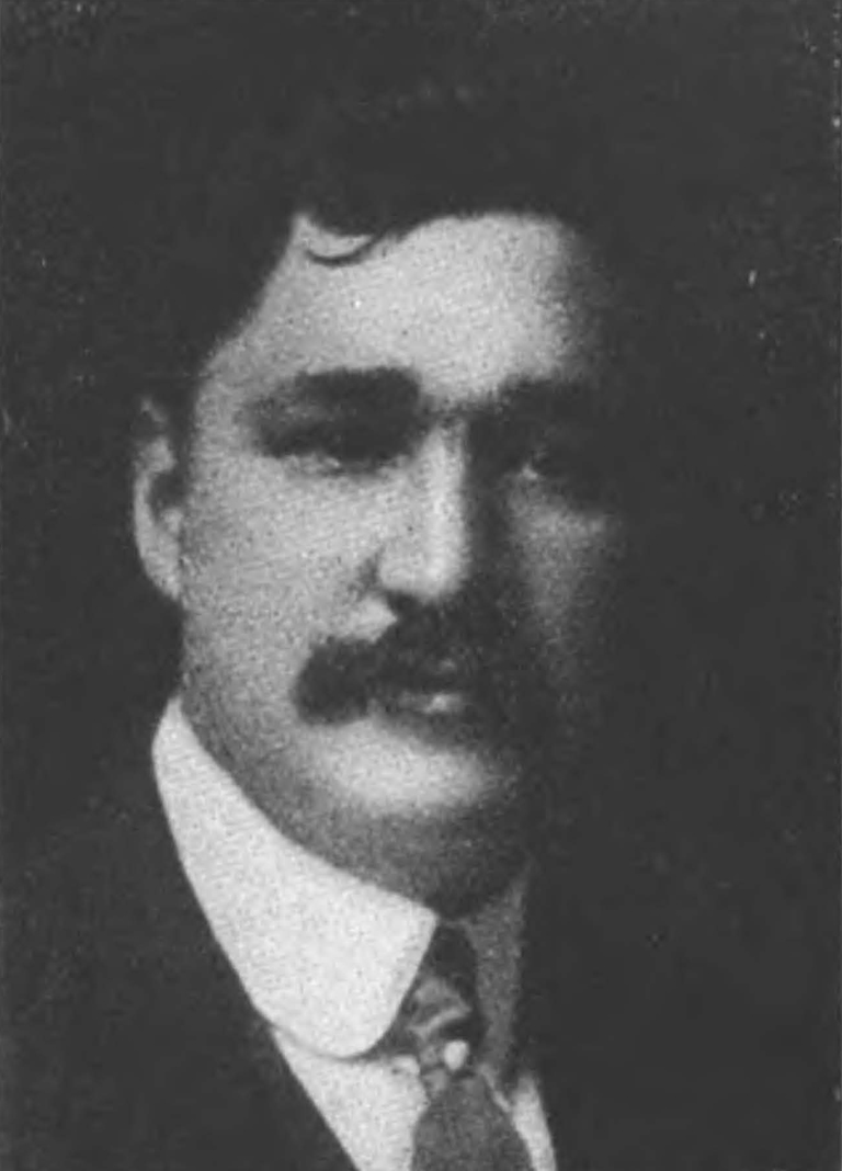 Col. B.A. Franklin, Vice-President of Strathmore Paper Co. (1922).