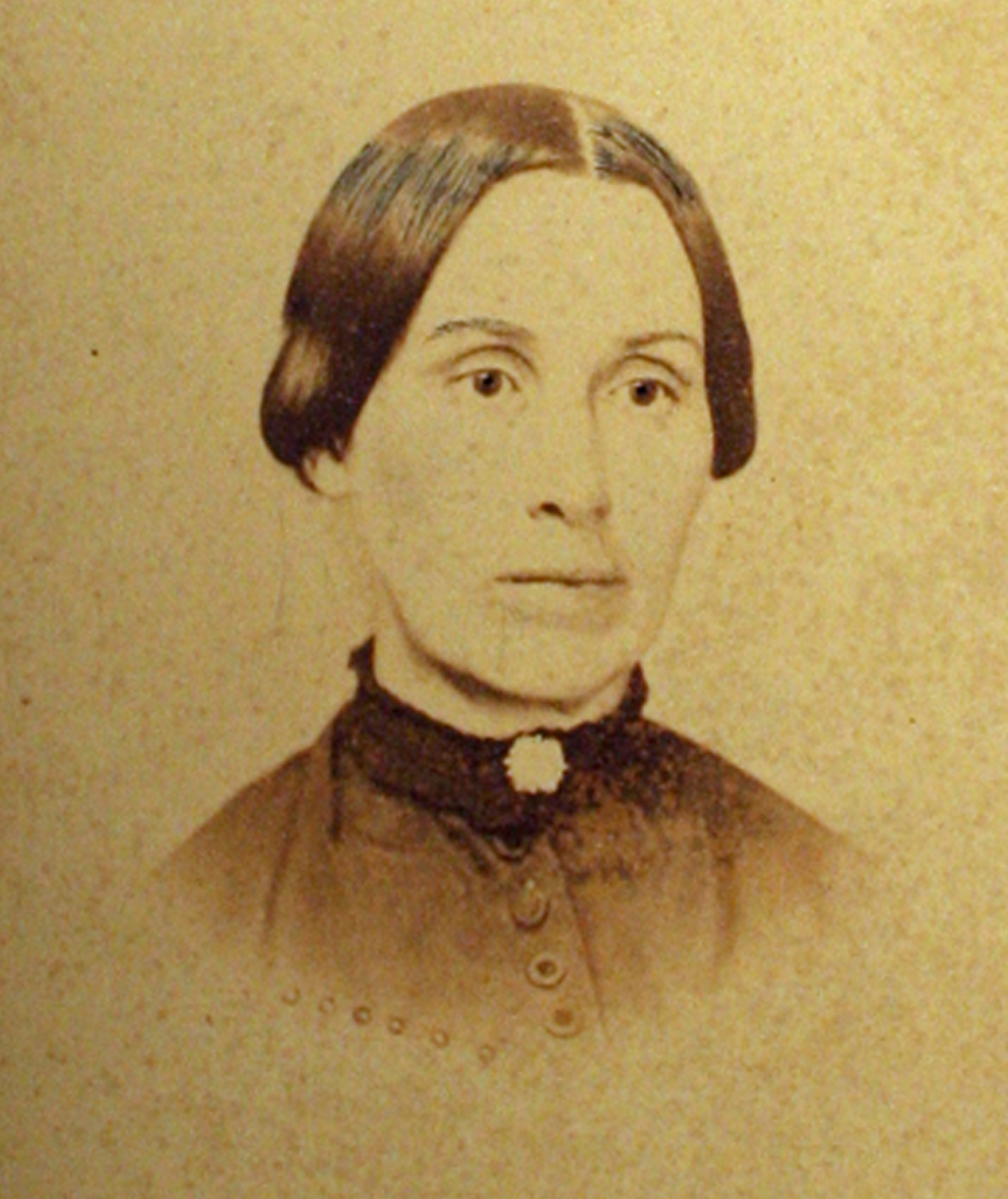 Sarah Siegfried. Photograph by G. Wm. White. Courtesy of Special Collections, Boston Public Library.